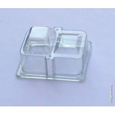Kryt silikonový na kompletní vypínače Klinger Born (KlingerBorn)  K700, K900, K3000 ...