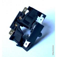 Dodatečný kontakt 1 x rozpínací, 1 x spínací  na relé Klinger Born KB-04